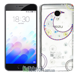 Чехол Lucent Diamond Case для Meizu M3 La Luna