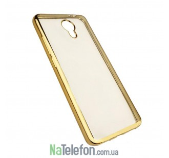 Силиконовый чехол Remax Air Series для Meizu M5 Gold