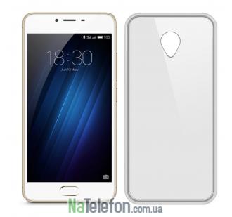 Чехол Ultra-thin 0.3 для Meizu M5s White