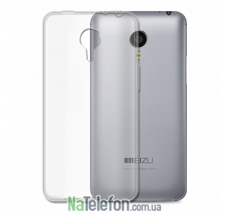 Чехол Ultra-thin 0.3 для Meizu M2 white