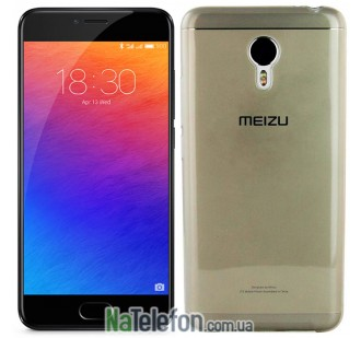 Чехол Ultra Thin Silicone Remax 0.2 mm для Meizu M2 Black