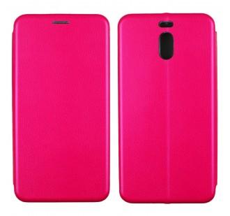 Чехол книжка U-Like Best для Meizu M6 Note Pink