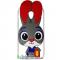Силиконовый чехол Зверополис Rabbit Meizu M3/M3s