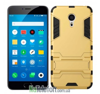 Чехол HONOR Hard Defence Series для Meizu M3 Gold
