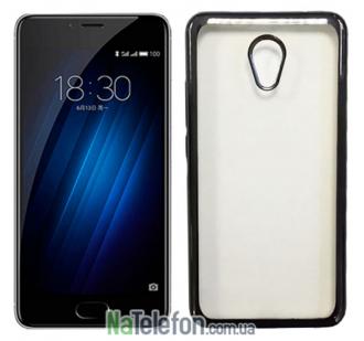 Силиконовый чехол Remax Air Series для Meizu M5 Note Black