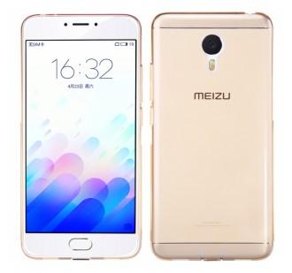 Чехол Ultra-thin 0.3 для Meizu M3/M3S gold