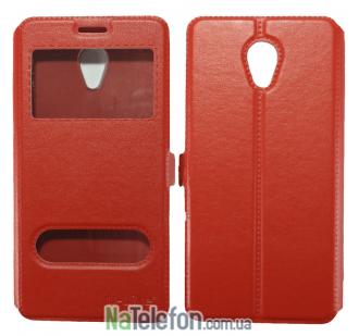 Чехол-книжка U-Like Simple Meizu M5 Note Red