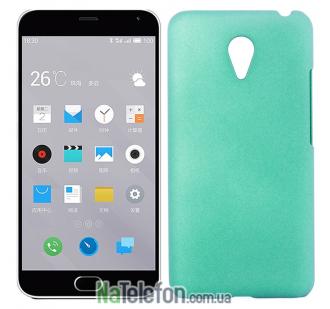 Пластиковая накладка Colorful для Meizu M2 Note (Темно-зеленый)
