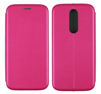 Чехол книжка U-Like Best для Meizu M6T Pink