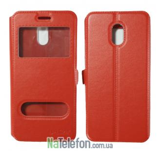 Чехол-книжка U-Like Simple Meizu M6s Red