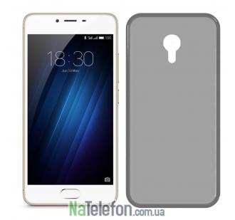 Чехол Ultra-thin 0.3 для Meizu M5 Note Black