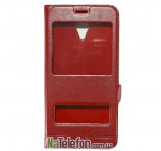 Чехол-книжка Momax for Meizu M5 Note Red
