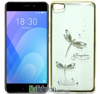 Чехол Beckberg Breathe seria для Meizu U10 Dragonfly