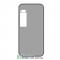 Ультра тонкий силиконовый чехол 0.3 mm для Meizu Pro 7 Black