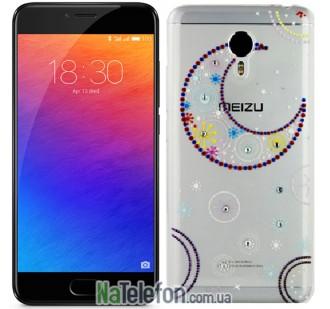 Чехол Lucent Diamond Case для Meizu M2 Note La Luna