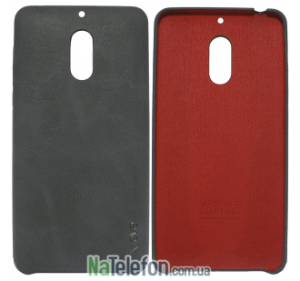 Чехол X-Level Vintage series для Nokia 6 Black