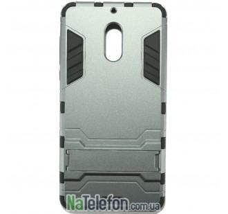 Ударопрочный чехол HONOR для Nokia 6 Space Gray