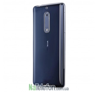 Ультра тонкий чехол Ultra-thin 0.3 для Nokia 8 White
