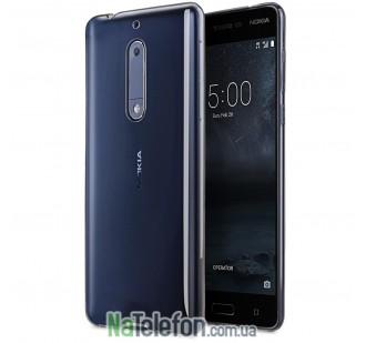Ультра тонкий чехол Ultra-thin 0.3 для Nokia 8 Black
