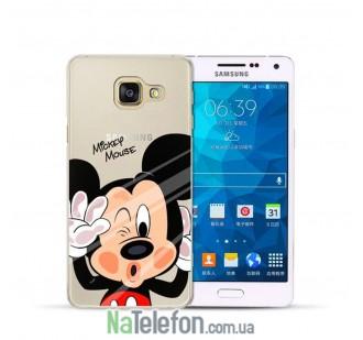 Чехол Disney для Samsung A3