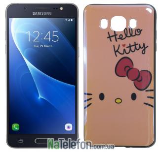 Чехол U-Like Picture series для Samsung J510 (J5 2016) Hello Kitty