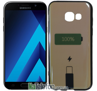 Чехол U-Like Picture series для Samsung A520 (A5 2017) Power 100%