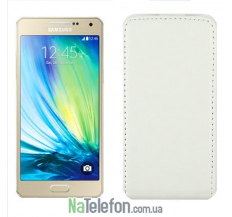 Чехол книжка MOBIKING Samsung A500 (A5) White