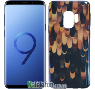 Чехол U-Like Picture series для Samsung G960 Galaxy S9 Lights