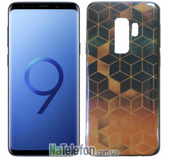 Чехол U-Like Picture series для Samsung G965 Galaxy S9 Plus Cube