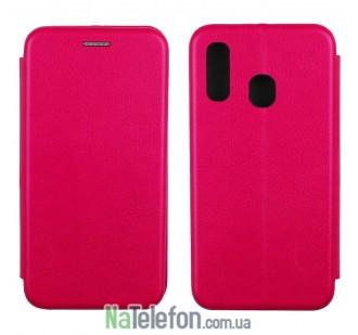 Чехол книжка U-Like Best для Samsung A305 Galaxy A30 2019 Pink