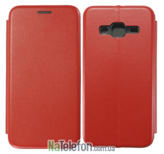 Чехол книжка U-Like Best для Samsung Galaxy J300/J320 (2016) Red