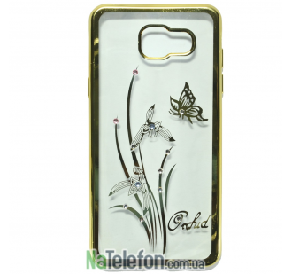 Чехол Beckberg Breathe seria для Samsung A510 (A5-2016) Orchid