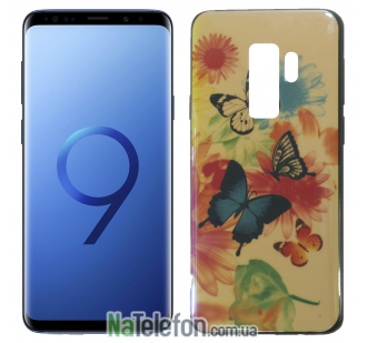 Чехол U-Like Picture series для Samsung G965 Galaxy S9 Plus Butterfly