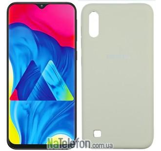 Чехол Original Soft Case для Samsung M105 Galaxy M10 Серый