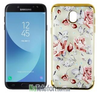 Чехол накладка BLOSSOM для Samsung J7