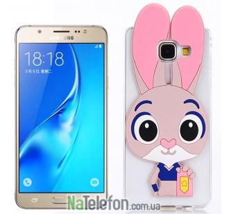 Чехол Rabbit для Samsung A7