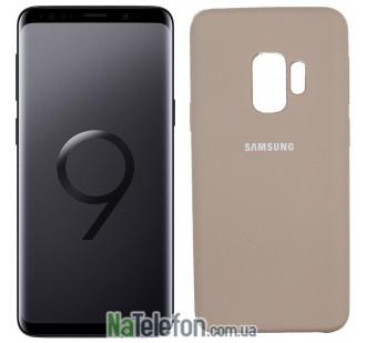 Чехол Original Soft Case для Samsung Galaxy S9 G960 Галька