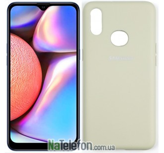 Чехол Original Soft Case для Samsung A10s 2019 Серый FULL