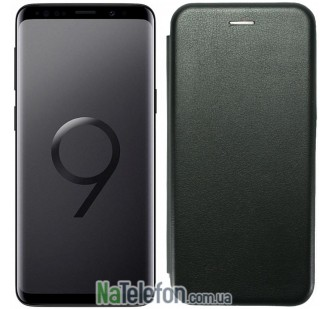 Чехол книжка U-Like Best для Samsung G960 Galaxy S9 Black