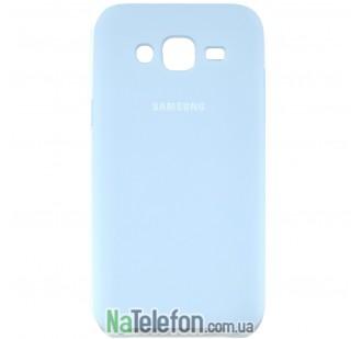 Чехол Original Soft Case для Samsung J510 (J5-2016) Голубой
