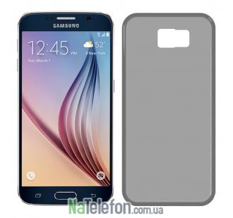 Чехол Ultra-thin 0.3 для Samsung G928 S6 Edge+ Black