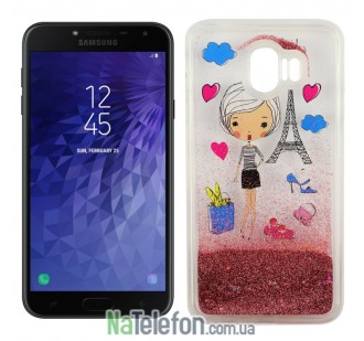 Чехол U-Like Aqua Case для Samsung J400 Lady