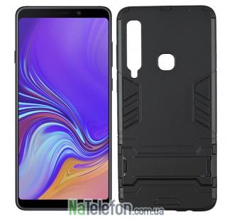 Чехол HONOR Hard Defence Series для Samsung A920 Galaxy A9 2018 Black