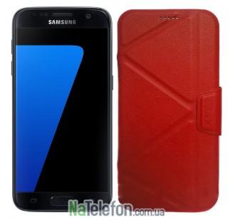 Чехол для iMAX Samsung G930 Galaxy S7 red