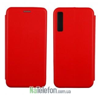 Чехол книжка U-Like Best для Samsung Galaxy A7 2018 (A750) Red