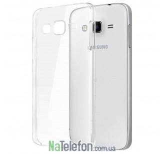 Чехол Ultra-thin 0.3 для Samsung J300/J3 White