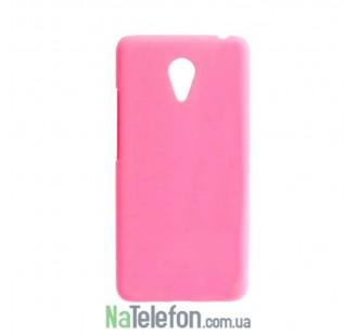 Силиконовый чехол Original Silicon Case Samsung J700 (J7) Pink