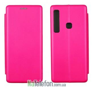 Чехол книжка U-Like Best для Samsung Galaxy A9 2018 (A920) Pink
