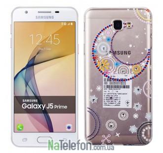 Чехол Lucent Diamond Case для Samsung J5 Prime La Luna