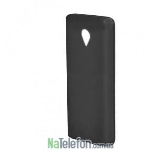 Силиконовый чехол Original Silicon Case Samsung J700 (J7) Black